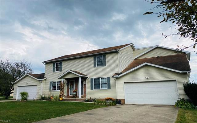 1116 Kerns Drive NE, Bolivar, OH 44612 (MLS #4228123) :: The Holly Ritchie Team