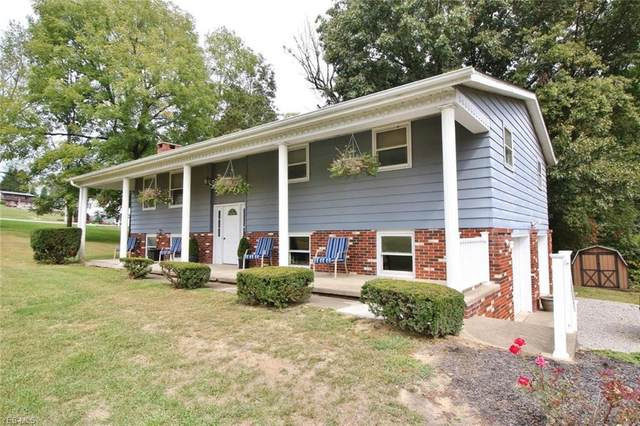 160 Walnut Hills Drive, Zanesville, OH 43701 (MLS #4228156) :: The Holly Ritchie Team