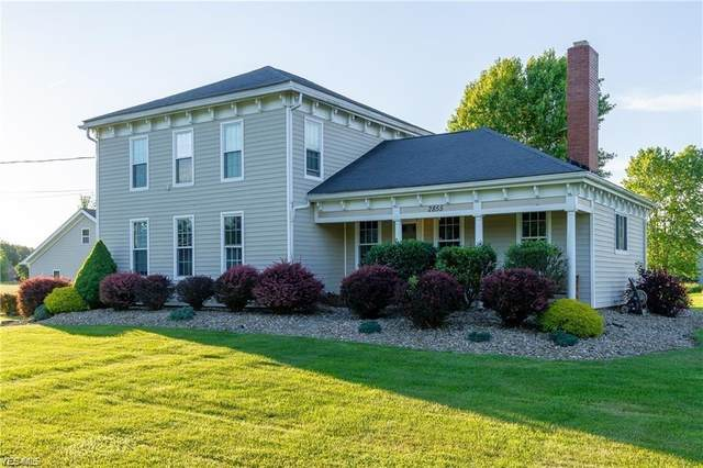 2855 Old Forge Road, Kent, OH 44240 (MLS #4228157) :: RE/MAX Valley Real Estate