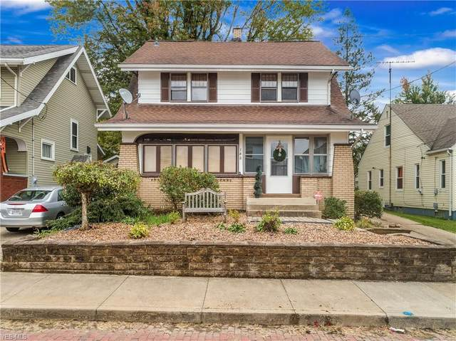 148 Roslyn Avenue NW, Canton, OH 44708 (MLS #4228176) :: Keller Williams Chervenic Realty