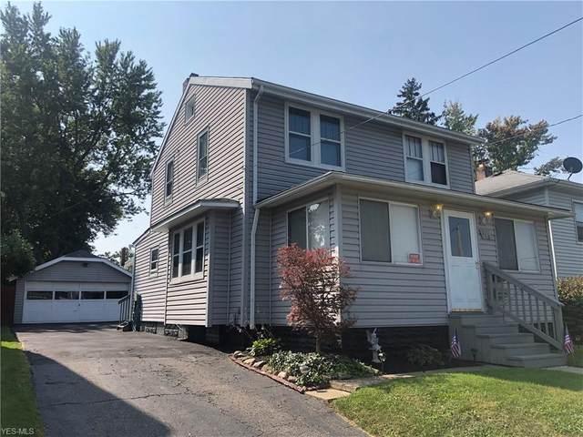 502 N Firestone Boulevard, Akron, OH 44301 (MLS #4228197) :: RE/MAX Valley Real Estate