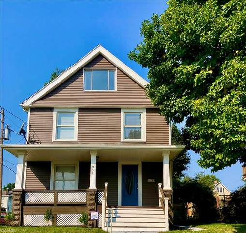 935 Bedford Avenue SW, Canton, OH 44710 (MLS #4228206) :: Krch Realty