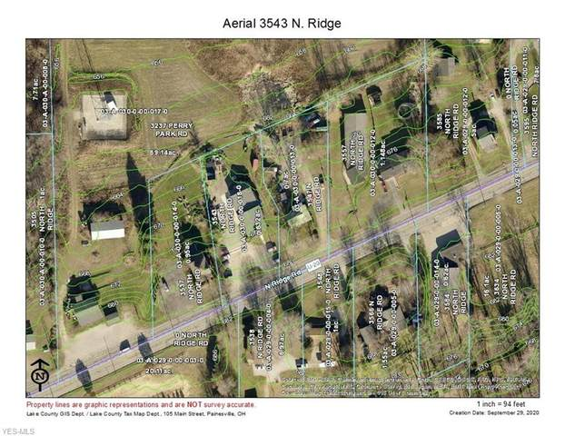 3543 N Ridge Road, Perry, OH 44081 (MLS #4228237) :: RE/MAX Valley Real Estate