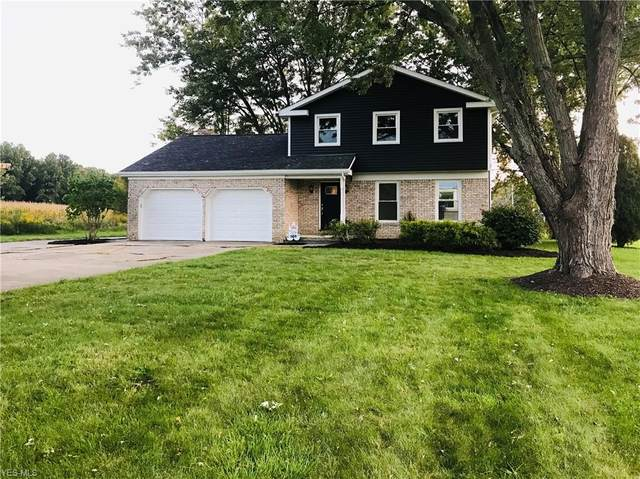 14335 N Palmyra Road, North Jackson, OH 44451 (MLS #4228287) :: The Holden Agency