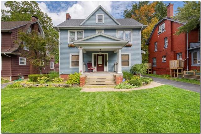 3057 E Overlook Road, Cleveland Heights, OH 44118 (MLS #4228378) :: The Art of Real Estate