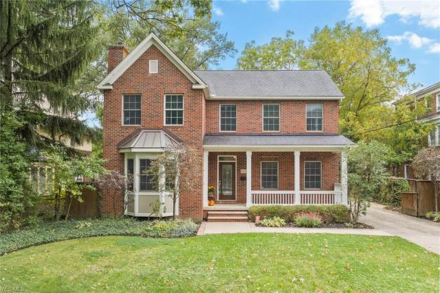 2636 Kemper Road, Shaker Heights, OH 44120 (MLS #4228426) :: Krch Realty