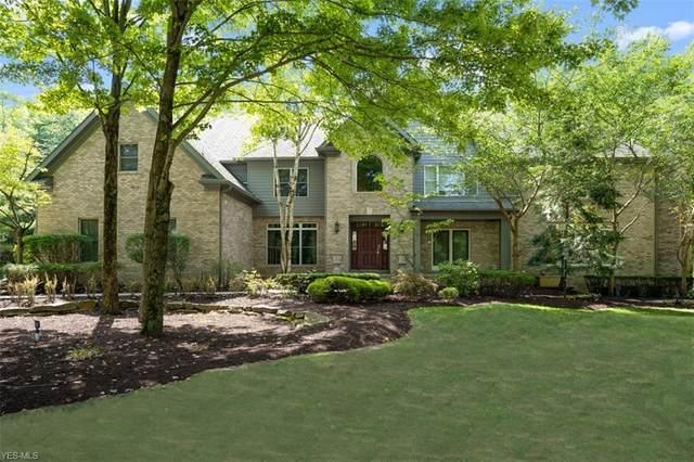 9320 Bay Hill Drive NE, Warren, OH 44484 (MLS #4228448) :: The Holden Agency