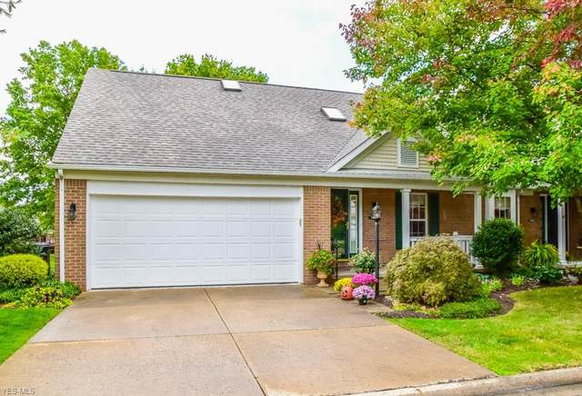 7814 Wareham Circle NW, North Canton, OH 44720 (MLS #4228449) :: The Holden Agency