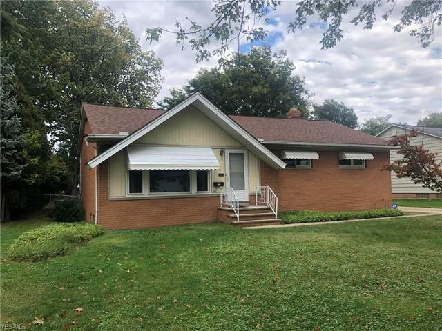 1777 Crestwood Road, Mayfield Heights, OH 44124 (MLS #4228550) :: Select Properties Realty