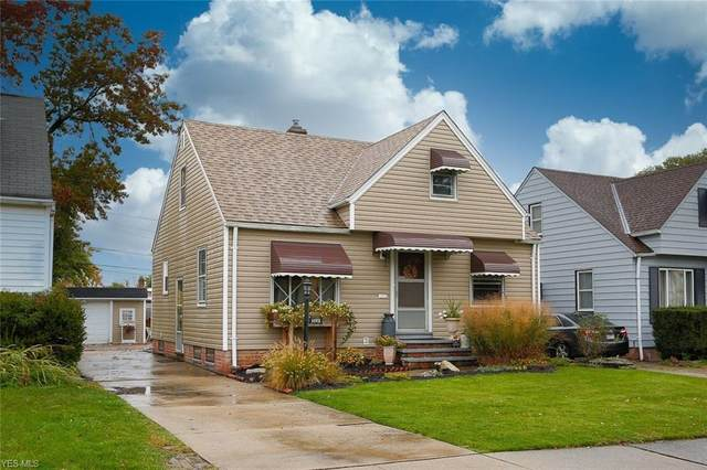 14901 Krems Avenue, Maple Heights, OH 44137 (MLS #4228577) :: RE/MAX Trends Realty