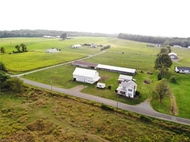 6141 Hoy Road, Wooster, OH 44691 (MLS #4228578) :: The Holden Agency