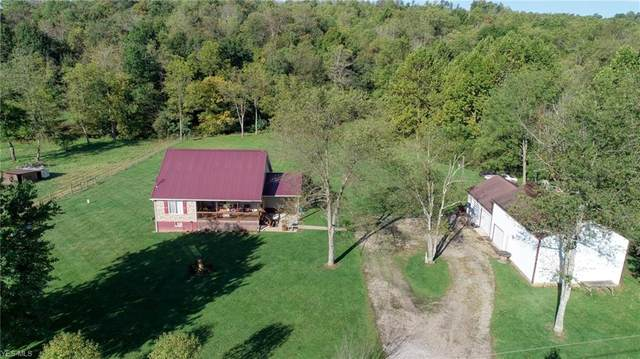 61545 Greenlawn Road, Quaker City, OH 43773 (MLS #4228596) :: RE/MAX Edge Realty