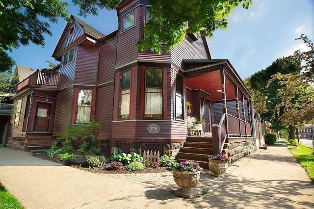 2708 Bridge Avenue, Cleveland, OH 44113 (MLS #4228620) :: The Art of Real Estate