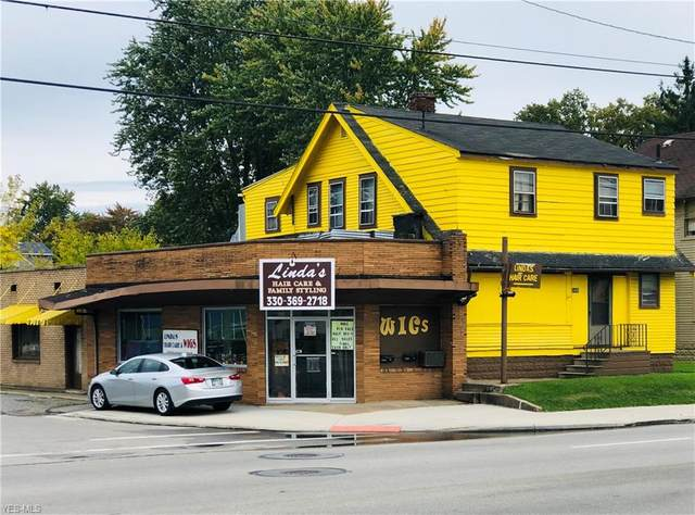 2405 Youngstown Road SE, Warren, OH 44484 (MLS #4228633) :: The Holden Agency