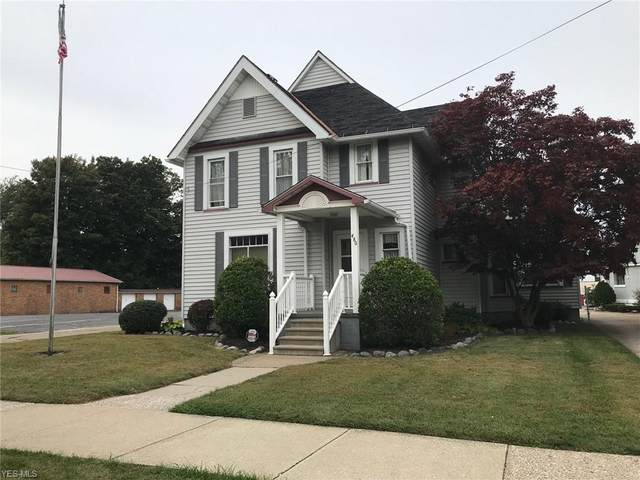 480 State Street, Conneaut, OH 44030 (MLS #4228704) :: RE/MAX Edge Realty