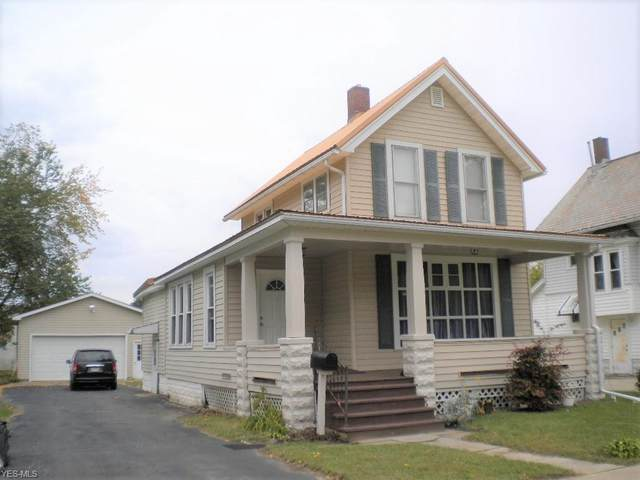 5313 Fort Avenue, Ashtabula, OH 44004 (MLS #4228722) :: The Jess Nader Team | RE/MAX Pathway