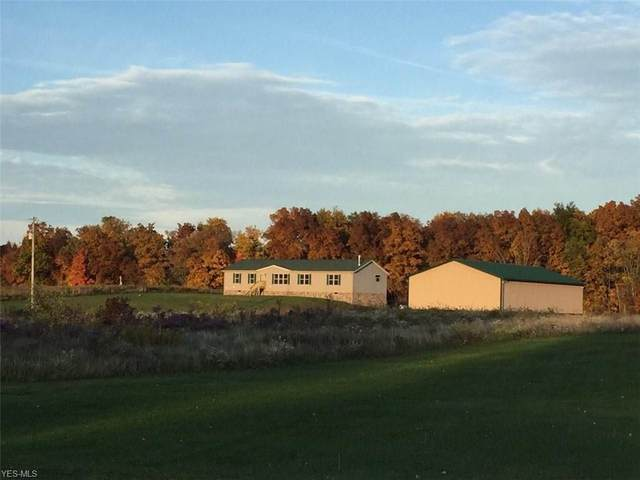 405 County Road 681, Sullivan, OH 44880 (MLS #4228744) :: The Holden Agency