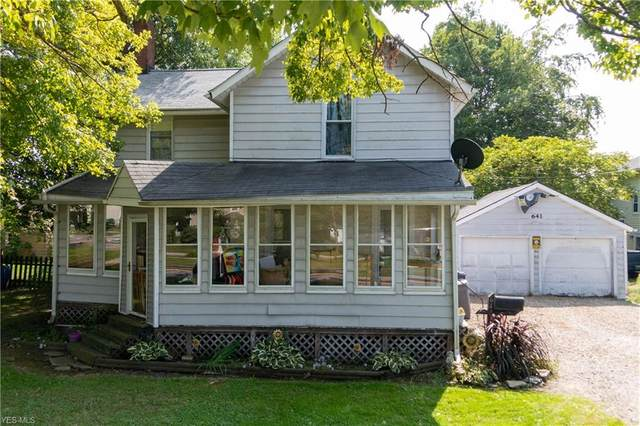 641 Mill Road, Ravenna, OH 44266 (MLS #4228752) :: The Holly Ritchie Team