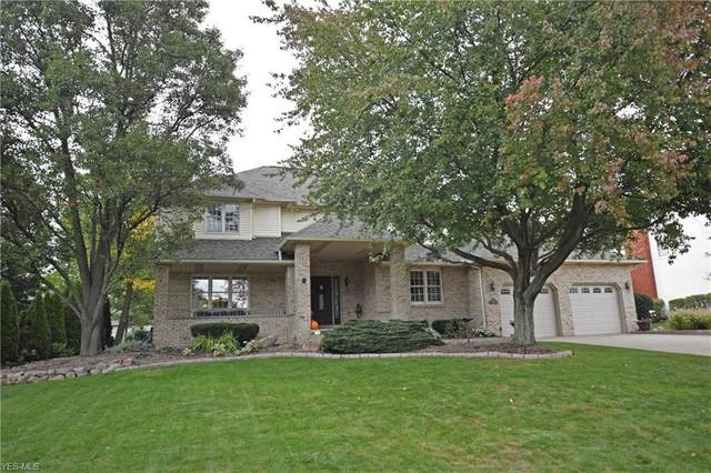 458 Aintree Drive, Munroe Falls, OH 44262 (MLS #4228771) :: The Holden Agency