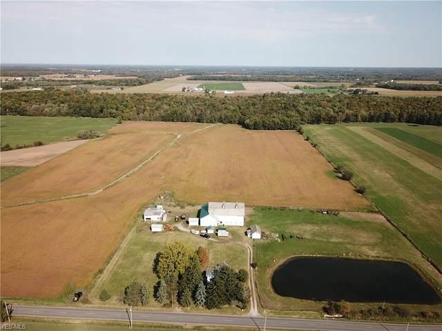 11609 Black River School Road, Homerville, OH 44235 (MLS #4228927) :: Keller Williams Legacy Group Realty