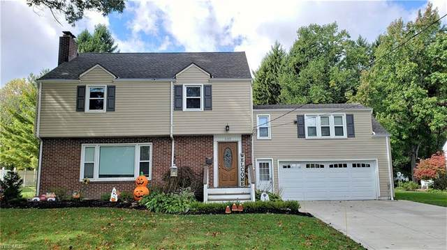 135 Maple Avenue, Chardon, OH 44024 (MLS #4229036) :: Select Properties Realty