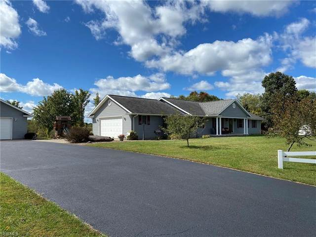 6174 Beagle Club Road, Newcomerstown, OH 43832 (MLS #4229086) :: Select Properties Realty