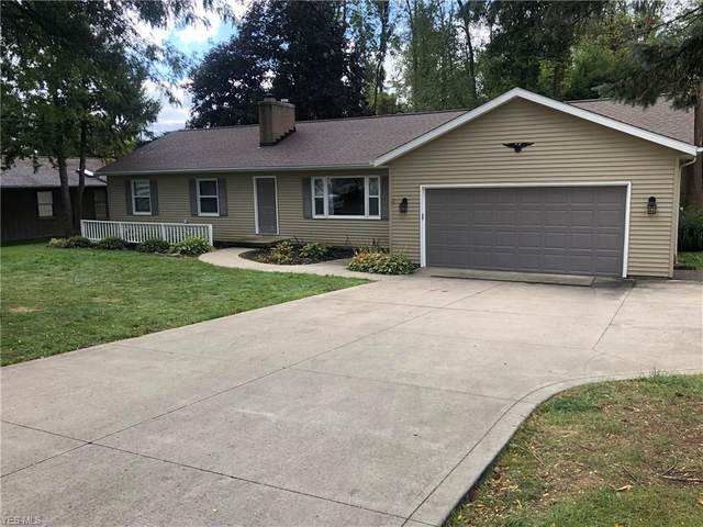 838 5th Street NE, North Canton, OH 44720 (MLS #4229295) :: Krch Realty