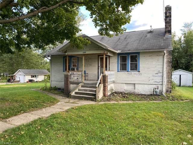 2098 Tritt Avenue, Springfield, OH 44312 (MLS #4229306) :: Keller Williams Chervenic Realty