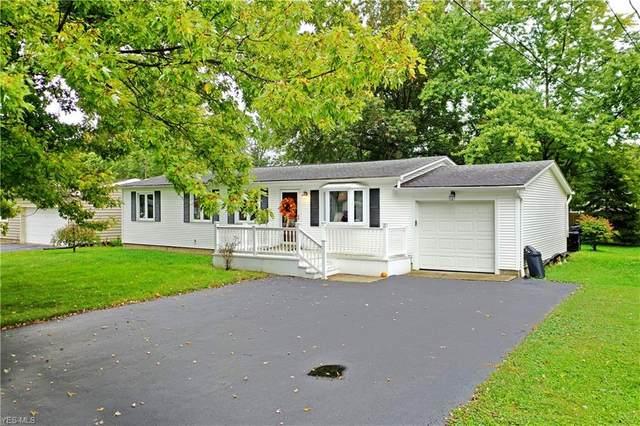 114 Morningside Road, Niles, OH 44446 (MLS #4229322) :: Select Properties Realty