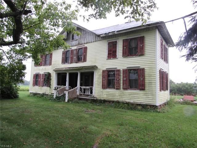 8974 Kiddle Road, Kinsman, OH 44428 (MLS #4229355) :: Tammy Grogan and Associates at Cutler Real Estate