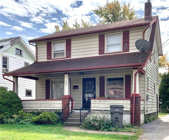 351 E Judson Avenue, Youngstown, OH 44507 (MLS #4229425) :: TG Real Estate