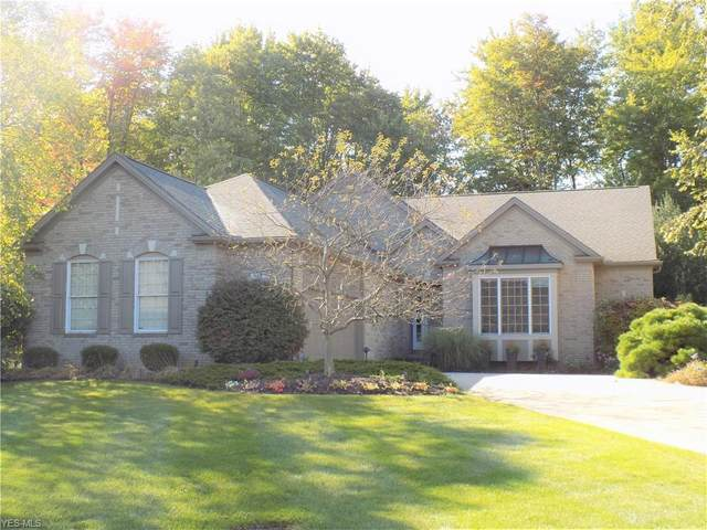 129 Brighton Drive, Aurora, OH 44202 (MLS #4229558) :: The Art of Real Estate