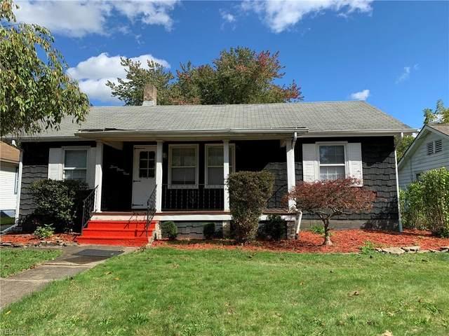 733 Washington Avenue, Niles, OH 44446 (MLS #4229567) :: Select Properties Realty