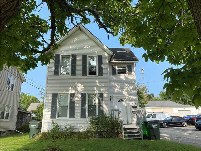 475 Broadway Avenue, Bedford, OH 44146 (MLS #4229582) :: The Holden Agency