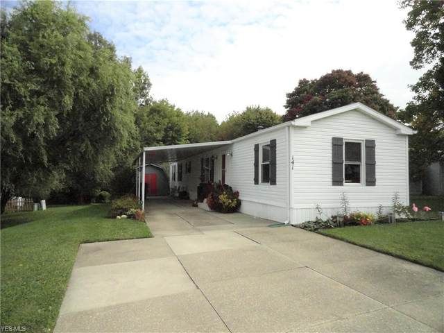 141 Thomas Boulevard NW, Massillon, OH 44647 (MLS #4229604) :: The Holly Ritchie Team