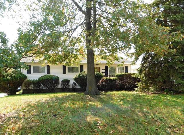 1622 Hobart Avenue, Akron, OH 44306 (MLS #4229649) :: The Holden Agency