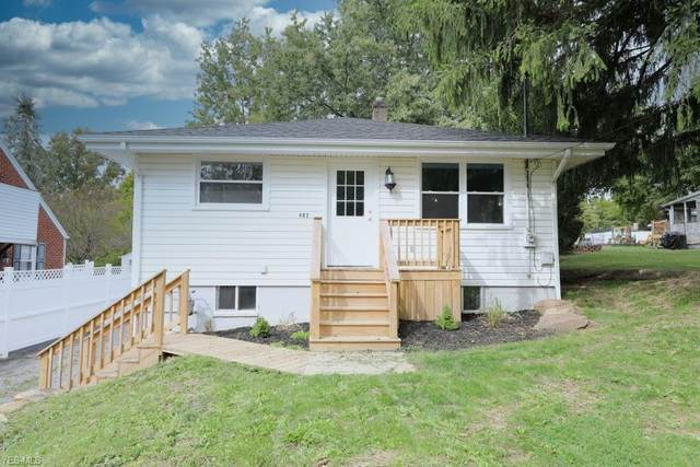 462 W 4th Street, Salem, OH 44460 (MLS #4229712) :: RE/MAX Trends Realty