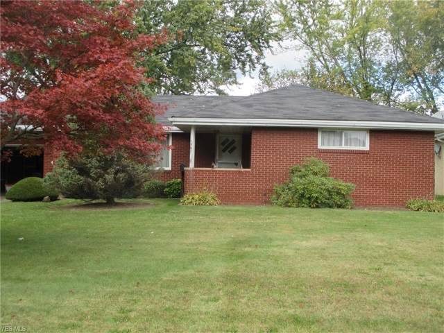 756 Porter Avenue, Campbell, OH 44405 (MLS #4229748) :: RE/MAX Edge Realty