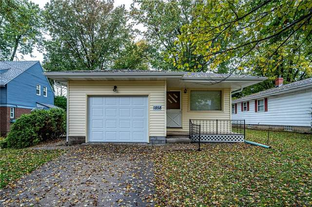1858 Tonawanda Avenue, Akron, OH 44305 (MLS #4229892) :: The Jess Nader Team | RE/MAX Pathway