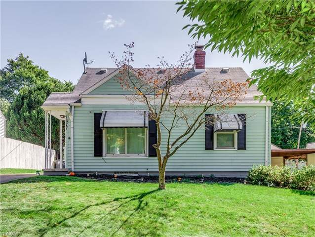1677 Marigold Avenue, Akron, OH 44301 (MLS #4229976) :: The Holly Ritchie Team