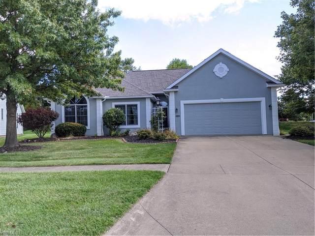 4339 Deer Creek Drive, Wooster, OH 44691 (MLS #4230071) :: The Holden Agency