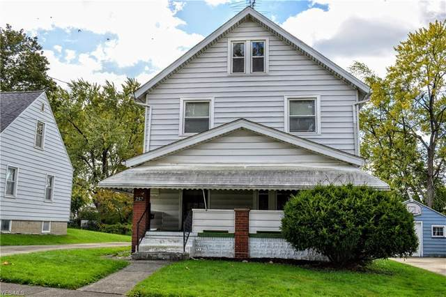 257 Powers Avenue, Girard, OH 44420 (MLS #4230072) :: The Holden Agency