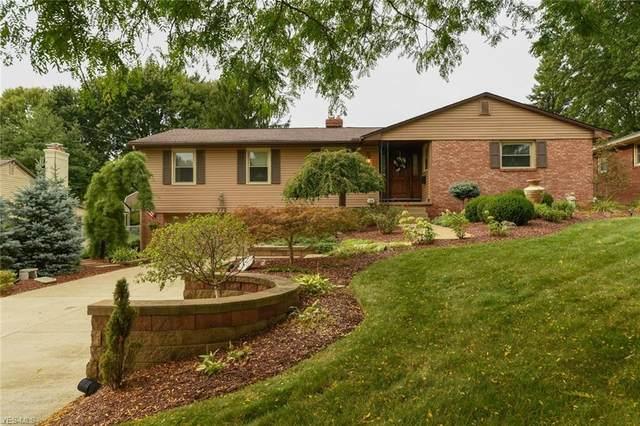 772 Havenwood Drive, Boardman, OH 44512 (MLS #4230132) :: RE/MAX Valley Real Estate