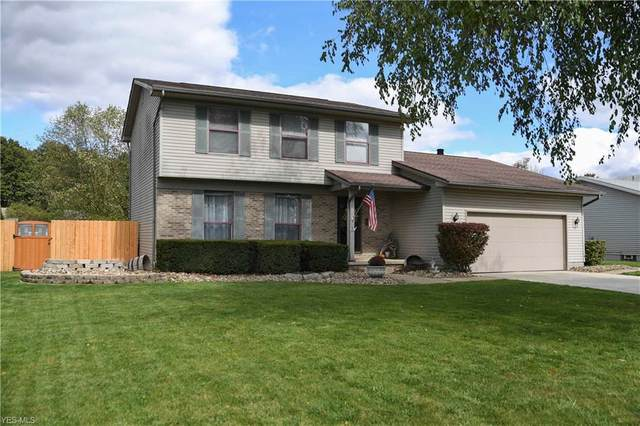 678 Cathy Ann Drive, Youngstown, OH 44512 (MLS #4230171) :: The Holden Agency