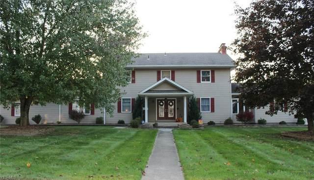 250 Raymond Drive, Hubbard, OH 44425 (MLS #4230383) :: The Holden Agency