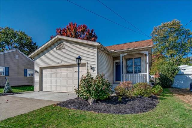 227 25th Street NW, Massillon, OH 44647 (MLS #4230449) :: The Art of Real Estate