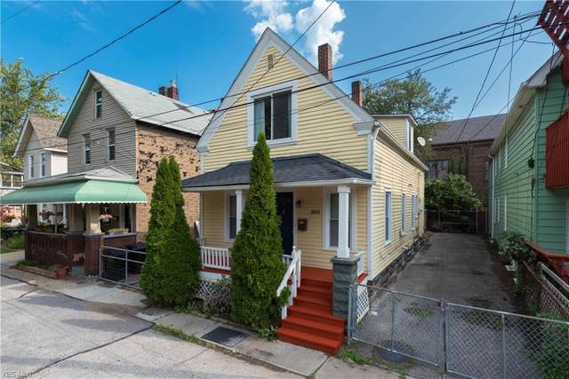 2603 W 15th Street, Cleveland, OH 44113 (MLS #4230524) :: Krch Realty