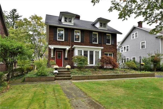 14665 Drexmore Road, Shaker Heights, OH 44120 (MLS #4230656) :: The Art of Real Estate