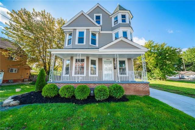 10830 Churchill Avenue, Cleveland, OH 44106 (MLS #4230688) :: Krch Realty