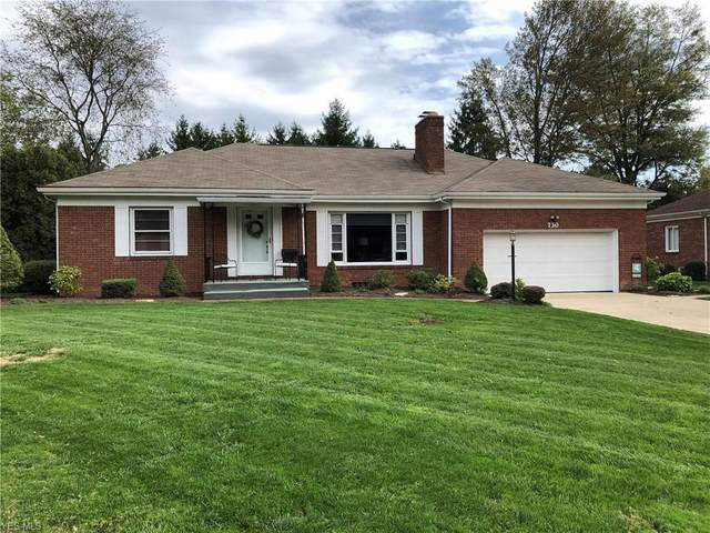 730 Melwood Drive NE, Warren, OH 44483 (MLS #4230875) :: The Art of Real Estate